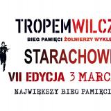 Tropem Wilczym - Bieg Pamięci Żołnierzy Wyklętych.