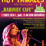 """""""Babiniec Cafe"""" – Dzień Kobiet w muzeum"""