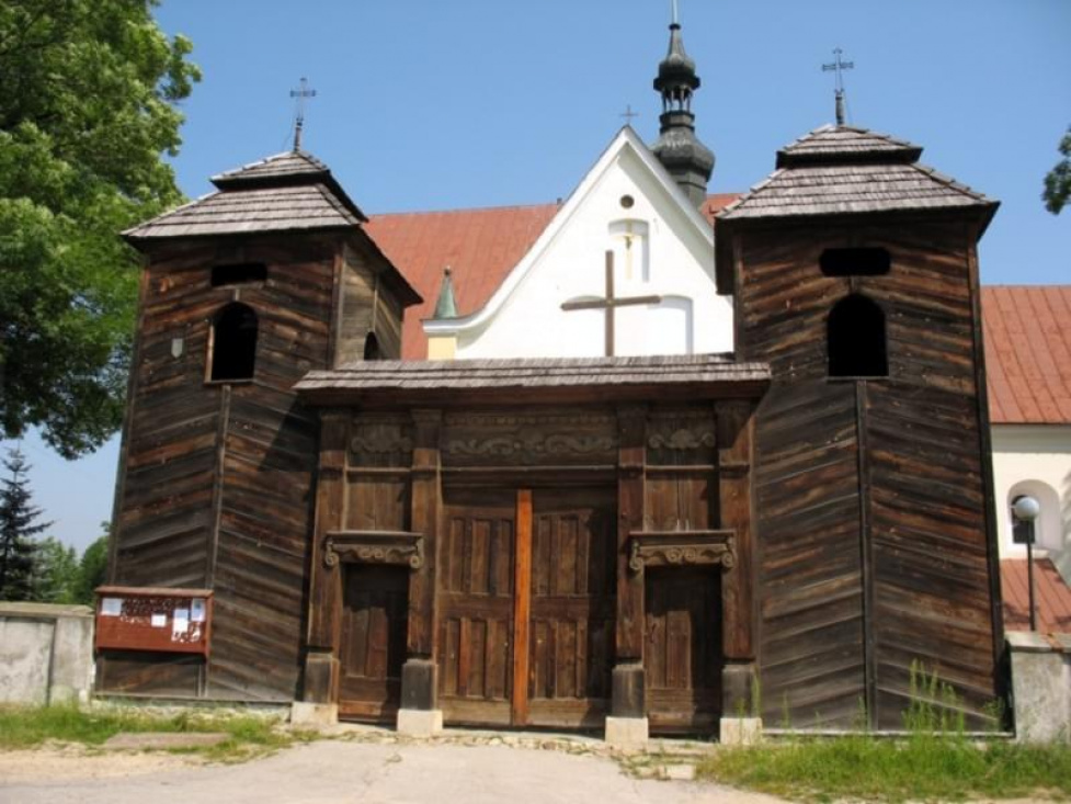 Architektura drewniana