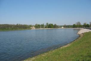 Zbiorniki wodne ~ Zalew w Wąchocku