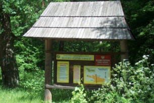 Rezerwaty na terenie powiatu ~ Rezerwat Rosochacz