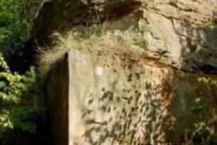 Pomniki przyrody ~ Nieczynny kamieniołom w Młynku