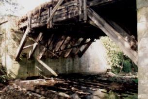 Grobla i pozostałości po zakładzie wielkopiecowym w Parszowie