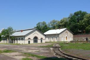 Budynki hali lejniczej i maszynowni