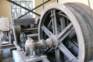 Maszynownia dźwigu