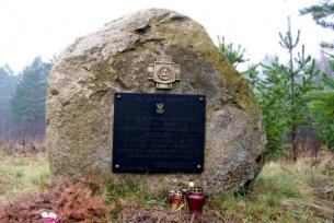 Pomnik na Barwinku