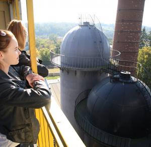 """Muzeum Przyrody i Techniki """"Ekomuzeum"""" w Starachowicach"""