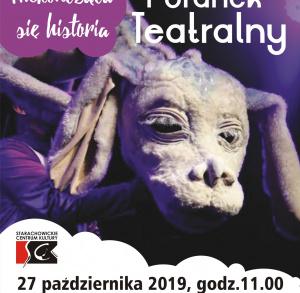 "Poranek Teatralny ""Fantazjana, niekończąca się historia"""