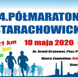 Półmaraton Starachowicki