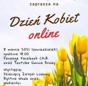Dzień kobiet w Brodach