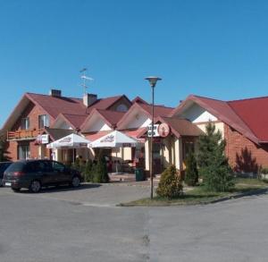 """Restauracja - Hotel """"Szary Wilk"""""""