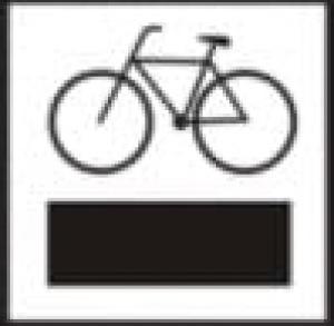 Szlak czarny rowerowy