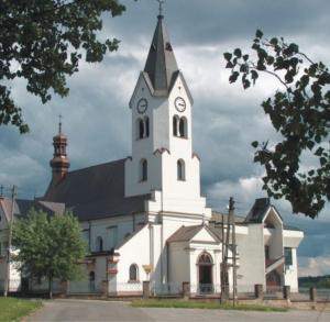 Kościół parafialny p.w. Świętej Trójcy w Wierzbniku