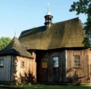 Kościół parafialny p.w. Matki Bożej Częstochowskiej w Radkowicach
