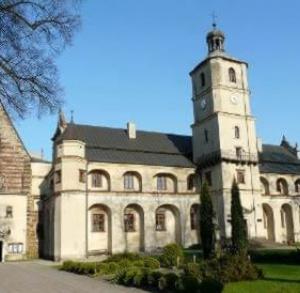 Kościół i klasztor Cystersów w Wąchocku