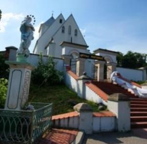 Kościół p.w. Św. Małgorzaty w Chybicach