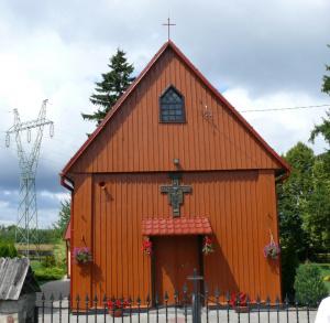 Rataje - Kaplica Św. Zofii