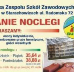 Bursa ZSZ nr 1 w Starachowicach