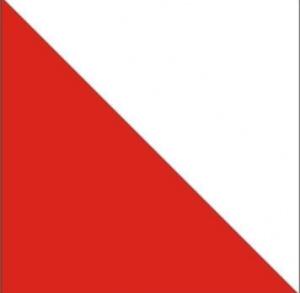 Czerwony szlak spacerowy