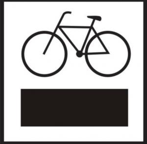 Szlak czarny - Pętla rowerowa Gminy Brody