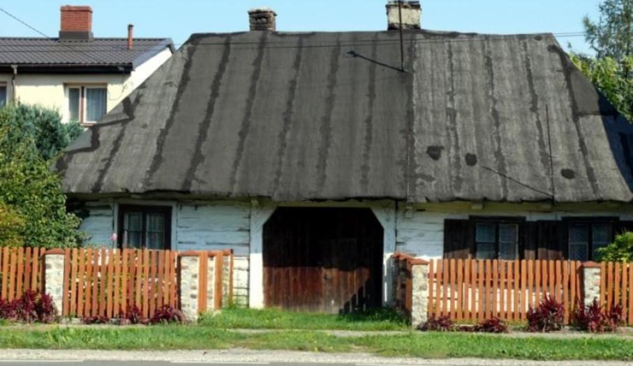 Zabytkowy dom