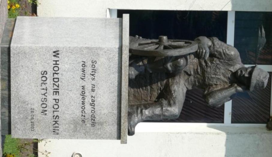 Pomnik Sołtysa