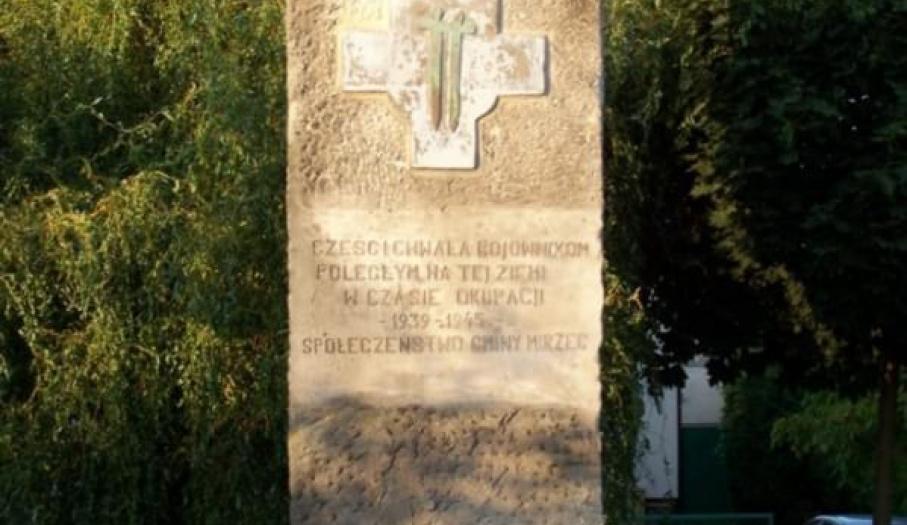 Pomink żołnierzy poległych w walkach 1939-1945
