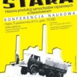 "Konferencja naukowa ""Miasto Stara"""