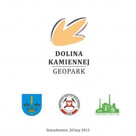 """Konferencja Geopark """"Dolina Kamiennej"""" w MPiT w Starachowicach"""