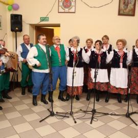 Ludowe Andrzejki w Mircu